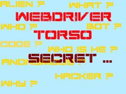 Webdriver Torso - The mistery behind anonymous user Minecraft Blog
