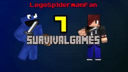 "SurvivialGames 7 w/legospidermanfan & rodger25 ""Hide and Seek"" Minecraft Blog"