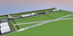 Municipal Airport Minecraft Project