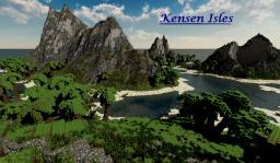 Kensen Isles Minecraft Map & Project