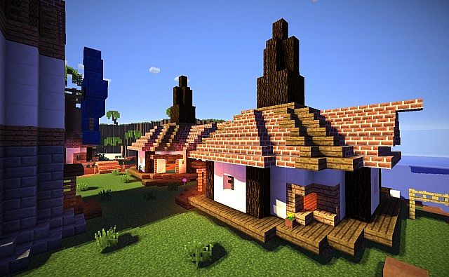 Sandover Village Jak Daxter