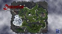 Dracovrion - The Dragon's Mark [STORY] [DOWNLOAD] [Custom Terrain by RafSeazZGaming] [PopReel 2x! :D] Minecraft Project