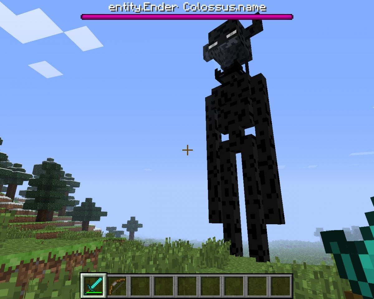 Add Ender Colossus Minecraft Blog