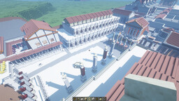 Rome in Minecraft 1.16 Minecraft Map & Project