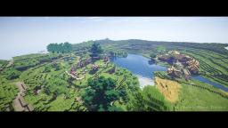 Hobbiton [World Download] [10.000 Views!] Minecraft Project