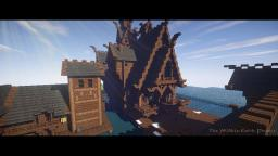 Lake-Town - Town Hall (Sneak Peak) Minecraft Project