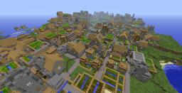 Five Strange, Weird, Mostly Useless Villages I have Encountered Minecraft