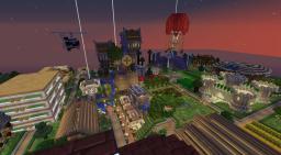 Woodbury Minecraft Map & Project