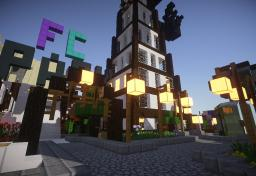 Freedomcraft|Factions|Guns|Bending|Custom Enchants Minecraft