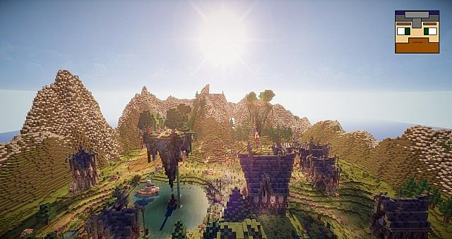nordic fantasy lands kitpvp map thejovi minecraft project