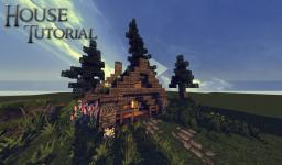 Medieval house TUTORIAL (+download) Minecraft