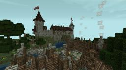 Stumford - a medieval castle Minecraft Map & Project