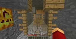 mineshaft parkor Minecraft Project