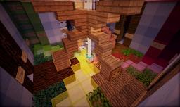 The PHI Games Minecraft Map & Project