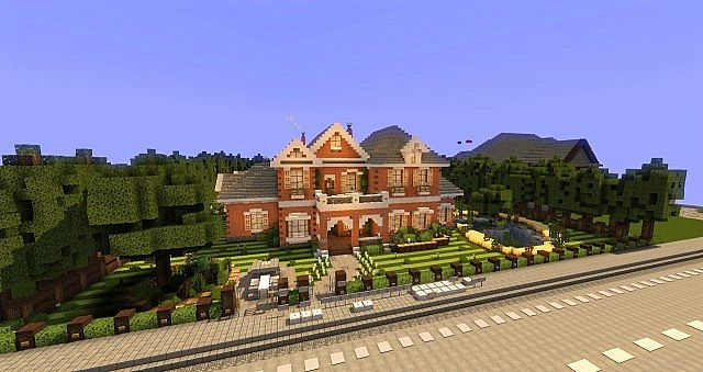 Traditional Mansion 1   World Of Keralis