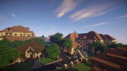 MASSIVE MANSION's DOWNLOAD PACK MORE THEN 10 MANSOOOOOONS Minecraft Map & Project