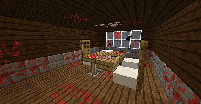 Wip The Horror Pack V1 6 1 7 Minecraft Texture Pack