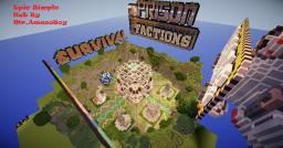 Epic Simple Hub Minecraft Map & Project