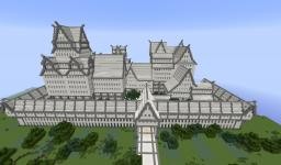 PaxRomona Spawn/Castle [DOWNLOAD] Minecraft Map & Project