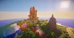 Island of Apunari Minecraft Project