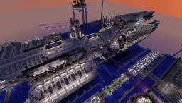 Aztechnology Minecraft Map & Project