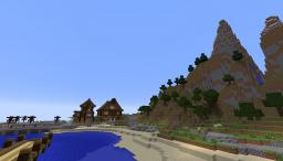 foreshore settlement Minecraft Map & Project