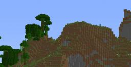 Extended Minecraft-World Minecraft Map & Project