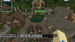 RavenVille in SSP Minecraft Map & Project