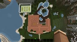 Keralis Inspired Italian Mansion Minecraft Map & Project
