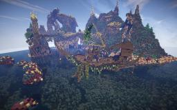 the Heron Minecraft Map & Project