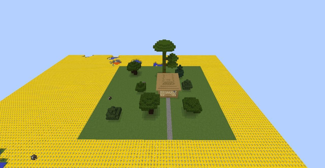 Lucky block survival island ep 5