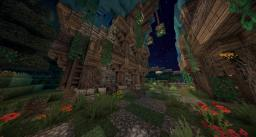 Medieval Village Mob Arena Minecraft Map & Project