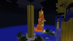Lucky Block Tower Minecraft Map & Project
