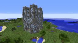 Survival spawn | first buling with the Design |