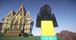 Gaspar's Mountain Escape | A Blaizecraft Build Minecraft Project