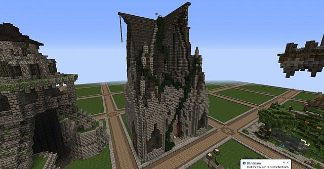 Plot me bored build. Minecraft Project