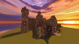 Cathedral Of Trilot by ArsenicAnimations Minecraft
