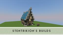 Medieval House | By Stentrikion Minecraft Map & Project
