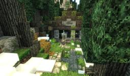 shader and lightmap edit for conquest texturepack Minecraft