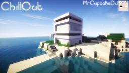 ChillOut Small Modern House | Casa Moderna pequeña 10x10 Minecraft Project