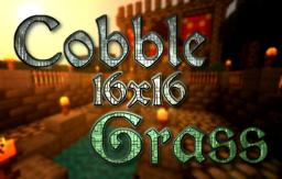 Cobblegrass 16x16 (WIP) Minecraft