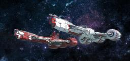 Star Wars Galactic Republic Consular-Class Cruisers Minecraft Map & Project