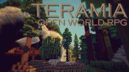 TERAMIA [OPEN WORLD RPG] [VANILLA] Minecraft Project