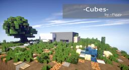 -Cubes_ by ~Piggy Minecraft Map & Project