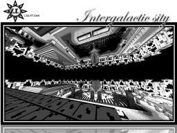 Intergalactic Sity . (006) Minecraft Map & Project