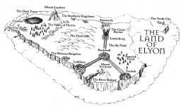 The Land of Elyon Minecraft Map & Project