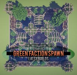 Airblockz - Faction spawn [Commission] Minecraft Map & Project