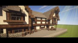 The Prancing Pony Minecraft Project