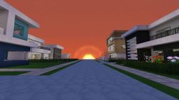 Nick's Modern Houses Minecraft Map & Project