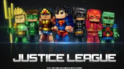 Justice League: Crisis Resource Pack (Updated) Minecraft